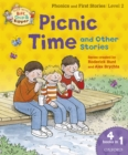 Read with Biff, Chip and Kipper Phonics & First Stories: Level 2: Picnic Time and Other Stories - eBook