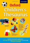 Oxford Children's Thesaurus - Book
