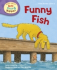 Read with Biff, Chip and Kipper First Stories: Level 2: Funny Fish - eBook