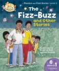 Read with Biff, Chip and Kipper Phonics & First Stories: Level 2: The Fizz-Buzz and Other Stories - eBook