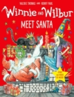 Winnie and Wilbur Meet Santa with audio CD - Book