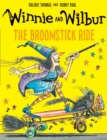 Winnie and Wilbur: The Broomstick Ride - Book
