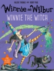 Winnie and Wilbur: Winnie the Witch with audio CD - Book