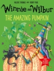 Winnie and Wilbur: The Amazing Pumpkin with audio CD - Book