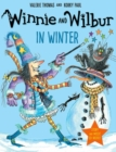 Winnie and Wilbur in Winter and audio CD - Book