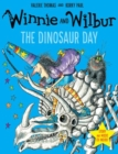 Winnie and Wilbur: The Dinosaur Day with audio CD - Book