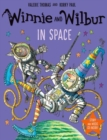 Winnie and Wilbur in Space with audio CD - Book