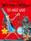 Winnie and Wilbur: The Magic Wand with audio CD - Book