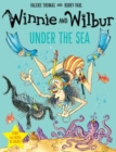Winnie and Wilbur under the Sea with audio CD - Book