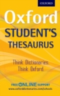 Oxford Student's Thesaurus - Book