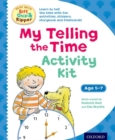Oxford Reading Tree Read with Biff, Chip & Kipper: My Telling the Time Activity Kit - Book