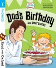 Read with Oxford: Stage 1: Biff, Chip and Kipper: Dad's Birthday and Other Stories - Book