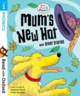 Read with Oxford: Stage 1: Biff, Chip and Kipper: Mum's New Hat and Other Stories - Book