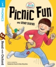 Read with Oxford: Stage 1: Biff, Chip and Kipper: Picnic Fun and Other Stories - Book