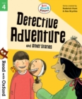 Read with Oxford: Stage 4: Biff, Chip and Kipper: Detective Adventure and Other Stories - Book