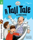 Read with Oxford: Stage 4: Biff, Chip and Kipper: A Tall Tale and Other Stories - Book