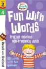 Read with Oxford: Stages 2-4: Biff, Chip and Kipper: Fun With Words Flashcards - Book