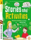 Read with Oxford: Stage 2: Biff, Chip and Kipper: Stories and Activities : Phonics practice, writing, word fun, colouring and more - Book