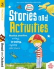 Read with Oxford: Stage 2: Biff, Chip and Kipper: Stories and Activities : Phonics practice, writing, drawing, rhyming and more - Book