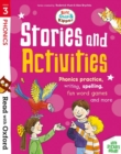 Read with Oxford: Stage 3: Biff, Chip and Kipper: Stories and Activities : Phonics practice, writing, spelling, fun word games and more - Book