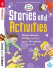 Read with Oxford: Stage 3: Biff, Chip and Kipper: Stories and Activities : Phonic practice, writing, spelling, rhymes, fun games and more - Book