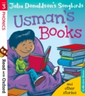 Read with Oxford: Stage 3: Julia Donaldson's Songbirds: Usman's Books and Other Stories - Book