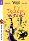 Read with Oxford: Stage 5: Winnie and Wilbur: It's Teatime, Winnie! - Book