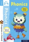 Progress with Oxford: Phonics Age 3-4 - Book