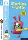 Progress with Oxford: Starting to Write Age 3-4 - Book