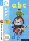 Progress with Oxford: abc Age 3-4 - Book