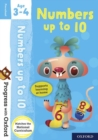Progress with Oxford: Numbers up to 10 Age 3-4 - Book