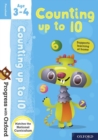 Progress with Oxford: Counting up to 10 Age 3-4 - Book