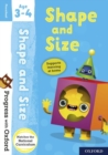 Progress with Oxford: Shape and Size Age 3-4 - Book