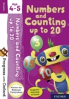Progress with Oxford: Numbers and Counting up to 20 Age 4-5 - Book