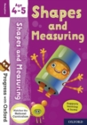 Progress with Oxford: Shapes and Measuring Age 4-5 - Book