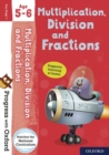 Progress with Oxford: Multiplication, Division and Fractions Age 5-6 - Book