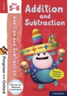 Progress with Oxford: Addition and Subtraction Age 5-6 - Book