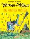 Winnie and Wilbur: The Monster Mystery - Book