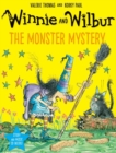 Winnie and Wilbur: The Monster Mystery PB + CD - Book