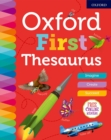 Oxford First Thesaurus - Book