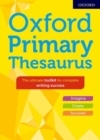 Oxford Primary Thesaurus - Book