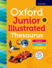 Oxford Junior Illustrated Thesaurus - Book