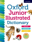 Oxford Junior Illustrated Dictionary - Book