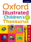 Oxford Illustrated Children's Thesaurus - Book