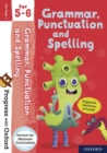 Progress with Oxford: Grammar, Punctuation and Spelling Age 5-6 - Book