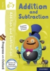 Progress with Oxford: Addition and Subtraction Age 6-7 - Book