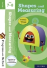 Progress with Oxford: Shape and Measuring Age 7-8 - Book