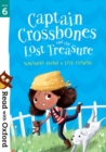 Read with Oxford: Stage 6: Captain Crossbones and the Lost Treasure - Book