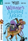 Read with Oxford: Stage 6: Winnie and Wilbur: Winnie's Animal Antics - Book