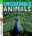 Read with Oxford: Stage 4: Non-fiction: Incredible Animals - Book